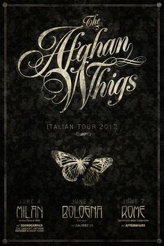 GigPosters.com - Soundgarden - Afterhours - Afghan Whigs, The