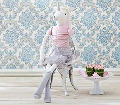 Unicorn Designer Doll Fleur #pbkids
