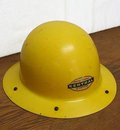 MSA - Skullgard Full Brim 'Bridgemans' Hat style hardhat