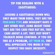 ZODIAC SAGITTARIUS FACTS - Dont be surprised if a Sagittarius doesnt return your call or text you back. Description from pinterest.com. I searched for this on bing.com/images