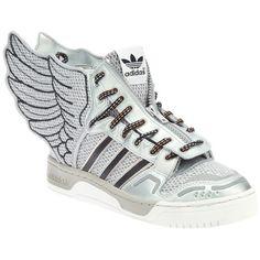 bb94a1c660f6 Adidas Originals By Jeremy Scott  JS Wings  hi-tops ( 300) ❤