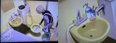 Saigenos/Genosai - Those toothbrushs though. XD