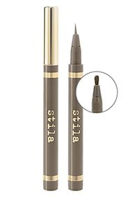 A unique, waterproof liquid brow formula with specially-designed, marker-like brush tip.