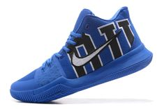 "Buy Latest Men s Size Nike Kyrie 3 ""Duke"" Game Royal Black-White from  Reliable Latest Men s Size Nike Kyrie 3 ""Duke"" Game Royal Black-White  suppliers. 4e404f275"