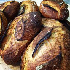 Arizona Heritage Grain Bread- three wheats, natural leaven.