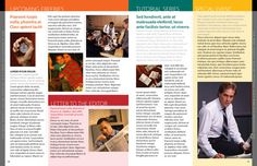 Magazine Layout Templates | Free Exclusive Adobe InDesign Magazine Template | Designfreebies