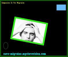Compazine Iv For Migraine 172537 - Cure Migraine