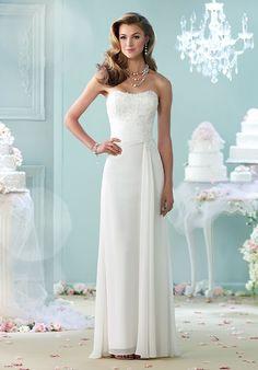 Mon Cheri Wedding Dress | itakeyou.co.uk