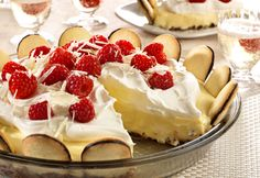 Campbell's White Chocolate Silk Pie Recipe