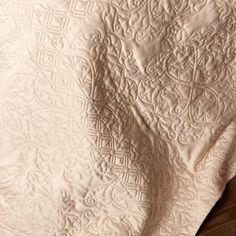 Corina Decorative Quilt and Pillow Cover