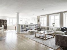 Estilo Nórdico XVII: una casa en tonos naturales