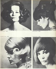 Tremendous 1000 Images About Hair Trends Through The Decades On Pinterest Short Hairstyles Gunalazisus