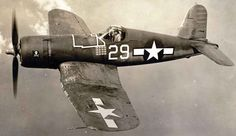 """F4U-1D / FG-1D Corsair - Top Navy Corsair Ace Ira Kepford (16 confirmed victories) of Fighter Squadron VF-17 """"Jolly Rogers"""" - Massey Air Museum"""