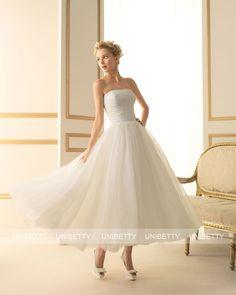 ウェディングドレス_Aライン_結婚式