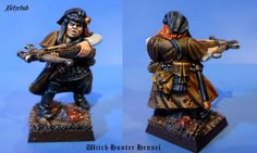 Mordheim Witch Hunter