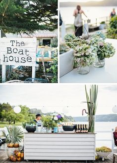 The Boathouse Palm beach Hannah Blackmore photography