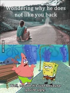 Everyone needs a Patrick in their life.