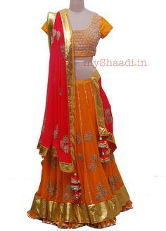 myShaadi.in > Indian Bridal Wear by Nikasha