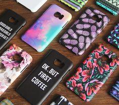 Watercolor Pink Samsung Galaxy S7 Edge S7 Case Galaxy S6 edge+ S5 S4 S3 Samsung Note 5/4/3/2 Cover S7-162