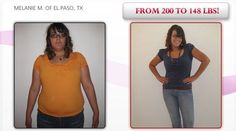 Learn how Melanie From TX Go From 200 to 148 LBS in Couple of weeks ==> http://ebe13.com/3weekdietP