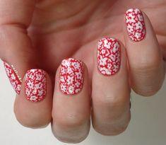 Incrível! Flores nas suas unhas! Aprenda a fazer unhas decoradas perfeitas - # #esmalte #pintarasunhas #UnhasFrancesinha