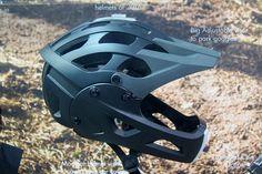 Lazer Revolution helmet - Dirt