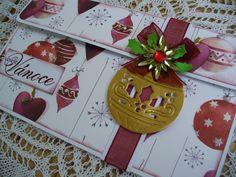 vánoční obálka 11