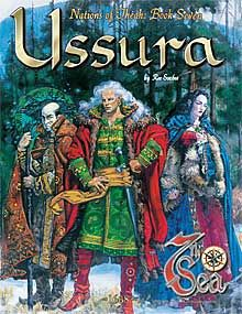 Nations of Théah: Book 7: Ussura - Alderac Entertainment Group