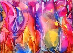 Spotlight on: Watercolour artist Margaret Hamlin #painting