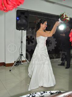 La novia......Feliz