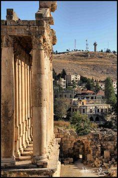#Baalbek #Lebanon, by Hana Yassine PhotoGraphy Page on #Facebook