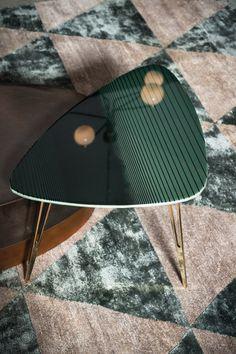 LIQUID ORGANIQUE Small table de Baxter