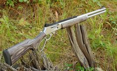 Grizzly Custom Guns Marlin 1895XLR .45-70 Ghost Ring Picatinny Rail Tritium 1