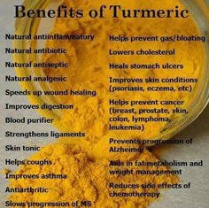 Plexus Ease has been a lifesaver for so many with injuries headaches or any other pains! Here's why Ease capsules contain turmeric! Turmeric has so many benefits and contains many vitamins and minerals too! I just read a chart showing Turmeric is an excellent source of iron (2 tsp. of turmeric has higher amounts of iron than 1 cup of asparagus). Turmeric is extremely rich in potassium phosphorus magnesium and calcium. It has good small amounts of sodium zinc manganese and selenium. Turmeric ... Natural Health Remedies, Natural Cures, Herbal Remedies, Natural Foods, Arthritis Remedies, Natural Healing, Natural Oil, Holistic Healing, Natural Products