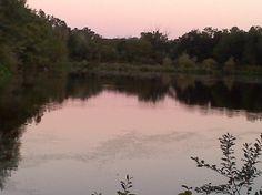 sunrise, Horn Pond