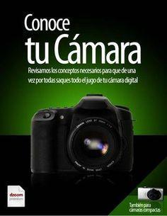 """Cover of """"Conoce tu camara v 1"""