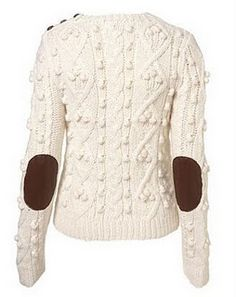 look how cozy this would be if the front is a wrap with a toggle closure oh my dream sweater!