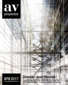 AV Proyectos N.79 Dossier Jean Nouveal Más información: http://www.arquitecturaviva.com/es/Shop/Issue/Details/442
