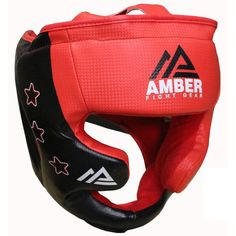 Get your head in the game with the Amber Boxing/MMA Training Headgear for just £19.2 use coupon code AMBER20