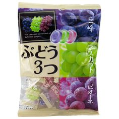 Assorted Grape Candy