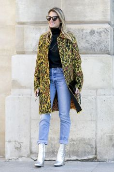 HAUTE COUTURE: Le streetstyle © Imaxtree