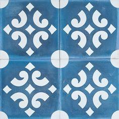 Moroccan & Encaustic Cement Tiles By Jatana Interiors Bath Girls, Kids Bath, Art Nouveau Tiles, Art Deco, Spanish Villas, Encaustic Tile, Spanish Tile, Bathroom Renovations, Bathrooms