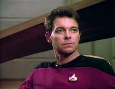 Jonathan Frakes! ❤️ Loved him as Will Riker in Star Trek: Next Generation.