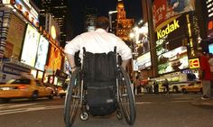 Accessible tourism ... there are a wealth of useful websites for travellers with reduced mobility. Photograph: Eleanor Bentall/Corbis. >>> See it. Believe it. Do it. Watch thousands of SCI videos at SPINALpedia.com