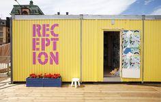IKEA på Skeppsbron i sommar! |Kollo