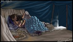 Tokka Week: Cozy by daughterofthestars.deviantart.com