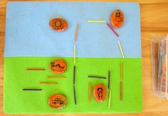 Tried this earlier, but it didn't link.  Great blog on creative play!