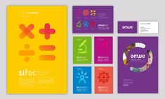 Amue Branding design research http://www.grapheine.com/portfolio/agence-mutualisation-universites