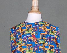 Super Man youth cape