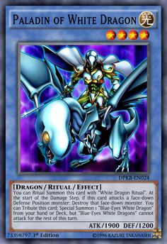 Yu Gi Oh, Rare Yugioh Cards, Yugioh Monsters, Monster Cards, White Dragon, White Wolf, Cool Cards, The Magicians, Card Games